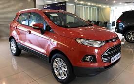 Ford giảm giá xe lắp ráp trong nước, cao nhất 57 triệu đồng