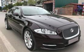 """Lăn bánh hơn 36.000km, """"hàng hiếm"""" Jaguar XJL 2014 giữ giá tới đâu?"""
