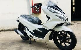 Hé lộ Honda PCX 2018 trước khi lên kệ