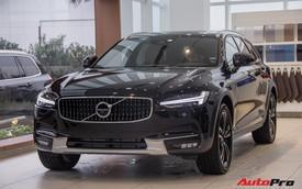 Khám phá Volvo V90 Cross Country giá 2,89 tỷ đồng đầu tiên tại Hà Nội
