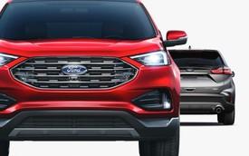 Ford tiết lộ crossover hiệu suất cao chạy điện đầu tiên