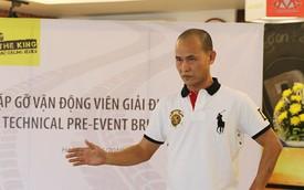 Knock out the King - Giải đua xe địa hình tham vọng khắc nghiệt nhất Việt Nam