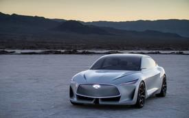 Q Inspiration Concept - tương lai của sedan Infiniti hạng sang