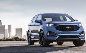 Ford Edge ST 2019: SUV hiệu suất cao đầu tiên từ Ford