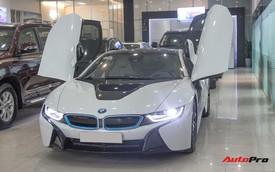 """Hết """"sốt"""", BMW i8 rao bán lại giá 4,9 tỷ đồng tại Hà Nội"""