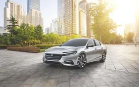 Honda Insight 2019 ra mắt, tham vọng lật đổ Toyota Prius