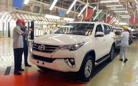 Toyota, Lexus, Honda và Mitsubishi tạm dừng xuất khẩu nhiều xe vào Việt Nam