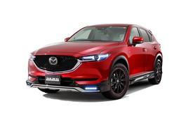 """Mazda CX-5 độ bodykit """"sang chảnh"""" hơn"""