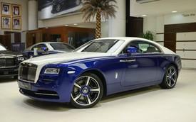 Mỗi ngày, Rolls-Royce bán trung bình 9 xe siêu sang