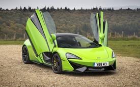 Khác với Ferrari và Lamborghini, McLaren từ chối sản xuất SUV