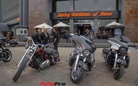 Café sáng thứ 7 - văn hóa của người chơi xe Harley-Davidson tại Hà Nội