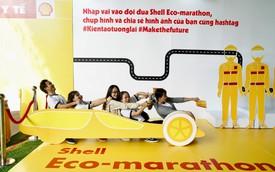 Sinh viên Việt Nam thi thiết kế xe chạy trên quãng đường dài nhất với 1kWh hoặc 1 lít nhiên liệu