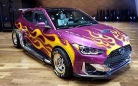 Hyundai Veloster 2019 xuất hiện trong siêu phẩm Ant-Man and the Wasp
