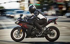 Phanh ABS sẽ là tùy chọn trên Yamaha R3 2018
