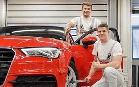 """Audi """"bỏ túi"""" hàng trăm triệu USD theo cách không ngờ"""