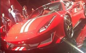 Ferrari 488 mới lộ ảnh tại sự kiện bí mật