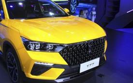 SUV300 triệu đồng trang bị trợ lý ảothông minh của Trung Quốc gây sốt tại Triển lãm ô tô Quảng Châu 2018
