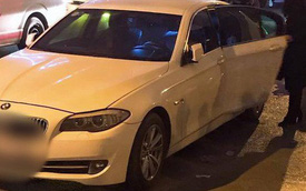 Nhân chứng kể lại vụ cô gái tử vong sau khi va chạm với BMW và xe buýt: Người phụ nữ lái ô tô chạy lẫn vào đám đông, trông rất sợ hãi