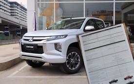 Mitsubishi Triton 2019 tại Việt Nam lộ thông số kỹ thuật: Thiếu trang bị an toàn so với bản Thái Lan