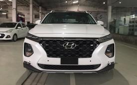 Hyundai Santa Fe 2019 ồ ạt về đại lý trước ngày ra mắt: Xe nhiều nhưng loạn giá