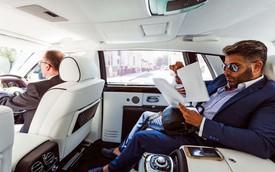 Lời trần tình của tài xế Rolls-Royce Phantom sau ngày đầu tiên đưa đón giới nhà giàu