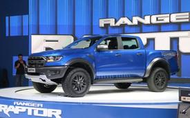 """Giá """"bia kèm lạc"""" Ford Explorer và Ranger Raptor giảm nhiệt tại đại lý"""