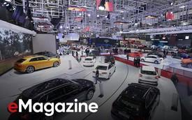 365 ngày xúc cảm của thị trường ô tô Việt Nam 2018