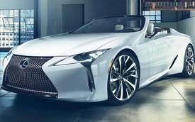 Lexus LC Convertible Concept: Còn chờ gì nữa hỡi Lexus?