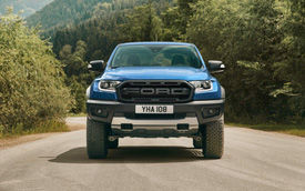 Ford đang phát triển thế hệ Ranger lẫn Ranger Raptor mới