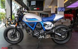 Ducati Scrambler Cafe Racer 2019 giá hơn 410 triệu đồng đầu tiên về Việt Nam