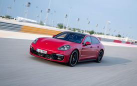 Porsche có năm đại thành công nhưng không nhờ Macan mà lại là mẫu xe này