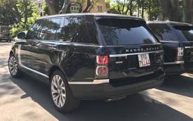 """Chỉ sau Lamborghini Urus một ngày, Range Rover LWB Autobiography của Minh """"nhựa"""" cũng chính thức có biển số"""