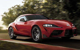 Ra mắt Toyota Supra 2020 - Huyền thoại trở lại từ cõi chết sau 2 thập kỷ