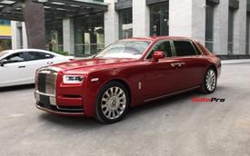 Rolls-Royce Phantom VIII đầu tiên về VN, đích thân Chủ tịch Đoàn Hiếu Minh giới thiệu