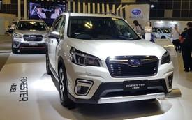 Subaru Forester e-Boxer lần đầu ra mắt Đông Nam Á, để ngỏ khả năng về Việt Nam