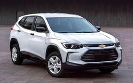 Lộ hình ảnh đầu tiên của Chevrolet Tracker - đối thủ mới của Ford EcoSport và Hyundai Kona