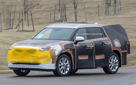 Toyota Highlander 2020 nhắm mục tiêu lật đổ Ford Explorer mới