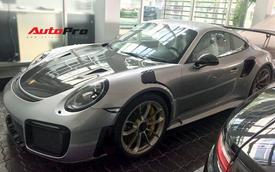 Cà phê Trung Nguyên tậu một trong 2 chiếc siêu xe Porsche 911 GT2 RS đầu tiên tại Việt Nam