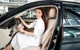 Thú chơi xe sang bạc tỷ của sao Việt trẻ trong năm 2018