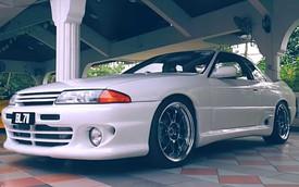 Nissan Skyline R32 HKS Zero-R hiếm hơn cả siêu xe Ý bất ngờ lộ diện