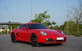 10 năm tuổi, Porsche Cayman chỉ đắt hơn Toyota Camry 150 triệu đồng