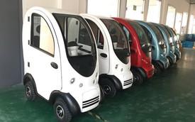 IDU - Ô tô Trung Quốc giá sốc 40 triệu, có cả camera lùi tại Việt Nam