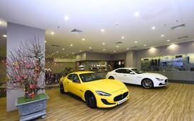 Sau Porsche, đến lượt Maserati mở thêm khu trưng bày để thu hút đại gia Hà Nội