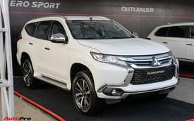 Chi tiết Mitsubishi Pajero Sport số sàn, một cầu giá 980,5 triệu đồng - lựa chọn mới 'không phải Fortuner' cho người chạy dịch vụ