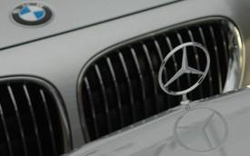 BMW, Mercedes-Benz sẽ chia sẻ khung gầm 1-Series và A-Class: Từ đối đầu thành anh em