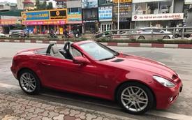 Kén khách, xe dân chơi Mercedes-Benz SLK 2010 hạ giá dưới 800 triệu đồng