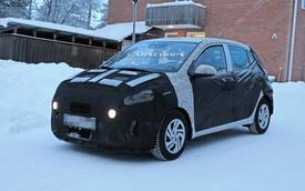 Hyundai i10 thế hệ mới lộ diện: Đột biến về thiết kế nội thất