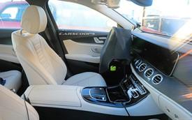 Lần đầu lộ nội thất Mercedes-Benz E-Class mới: Xuất hiện điểm mới chưa từng có trên xe 'Mẹc'