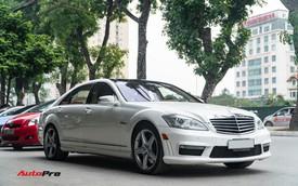 Mercedes-AMG S63 2009 - Cỗ máy hơn 500 mã lực giá chưa đến 2 tỷ đồng