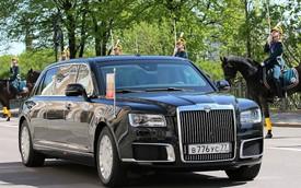 Cận cảnh quy trình sản xuất siêu xe limousine cho Tổng thống Nga